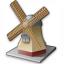 Windmill Icon 64x64