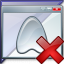 Window Application Enterprise Delete Icon 64x64