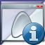 Window Application Enterprise Information Icon 64x64