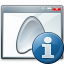 Window Application Information Icon 64x64