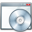 Window Cd Icon 64x64