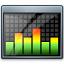 Window Equalizer Icon 64x64