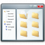 Window Explorer Icon 64x64