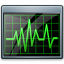 Window Oscillograph Icon 64x64
