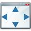 Window Size Icon 64x64