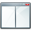 Window Split Hor Icon 64x64