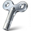 Windup Key Icon 64x64
