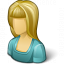 Woman 2 Icon 64x64