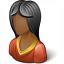 Woman 3 Icon 64x64