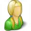 Woman 4 Icon 64x64