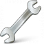 Wrench Icon 64x64